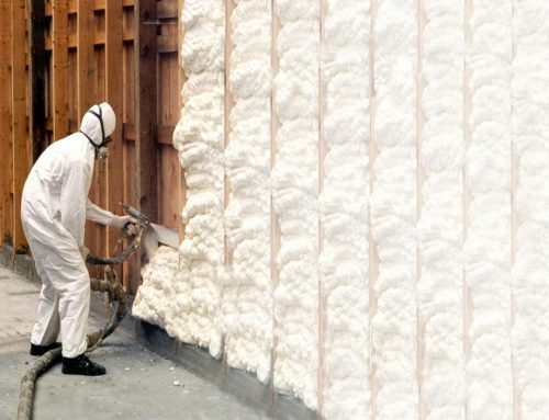Looking for a Spray Foam Insulation Contractor – Try Us for a Change!